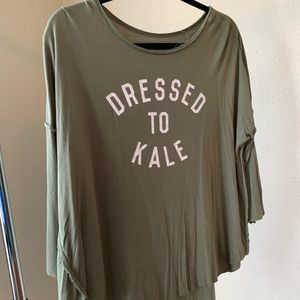 Dresses to Kale Top